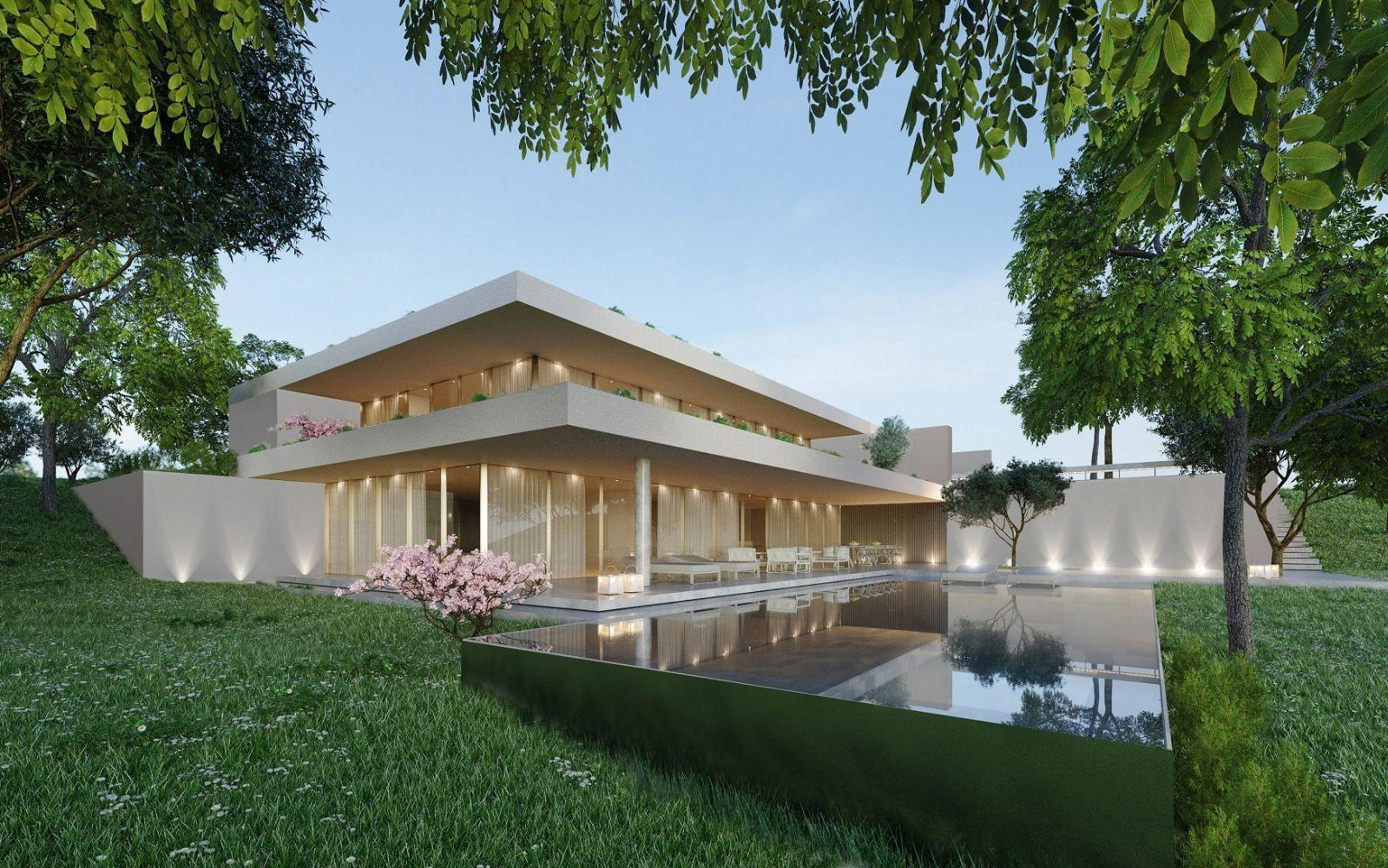 Bespoke Luxury Villa Project in Sotogrande