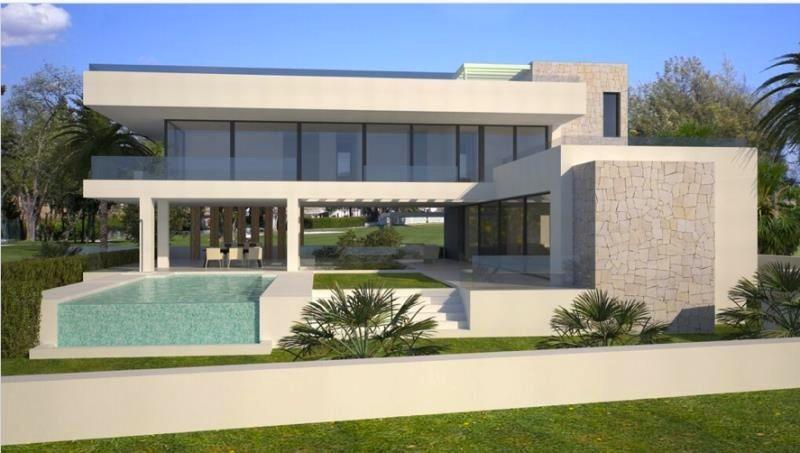 Off Plan Project of Contemporary Villas